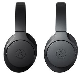 CES 2018: Kabelloser Noise-Cancelling-Kopfhörer ATH-ANC700BT mit Hi-Res-Unterstützung aus der QuietPoint-Serie von Audio-Technica