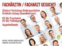 Stellenangebote Ärztliche Leitung Gesundheitsamt