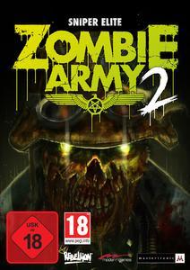 Für die ganz Harten geht's diesmal gegen die Zombies: Sniper Elite Zombie Army 2