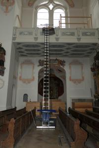 GEDA AkkuLeiterLIFT Basilika Dillingen