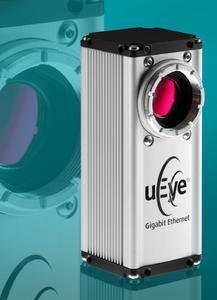 Gigabit Ethernet uEye® camera with angled sensor head_Bild