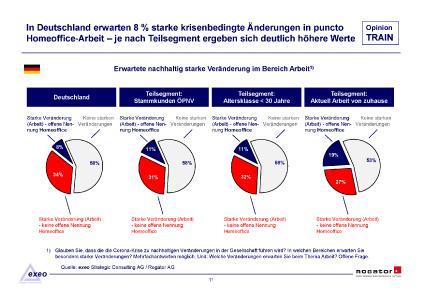 Studienbericht Rogator Opinion TRAIN 2020 Arbeit und Mobilität