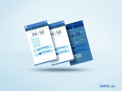 Arbeitszeitkonto ist Teil der kostenlosen DMRZ.de Krankentransportsoftware