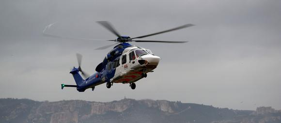 EC175 © Copyright Airbus Helicopters, Jérôme Deulin