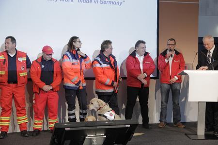 Ehrenamt made in Germany / Fotohinweis: BS/Dombrowsky