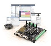 PCAN-MicroMod FD series: It all starts with the processor and evaluation board