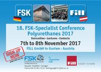 FSK - Specialist Conference Polyurethane 2017