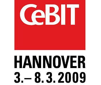 Meldung zur CeBIT 2009