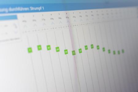 Die datenbankbasierte Software bietet eine moderne Benutzeroberfläche und effiziente Auftragsbearbeitung. Foto: © Hohenstein Group