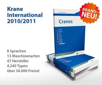 Internationaler Lectura-Kran-Guide 2010/11
