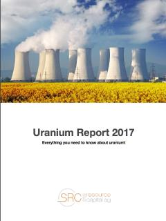 Uranium Report 2017 - Power Generation for the next generation of E-Mobility!