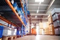 """Bereits 55 ELVIS-Mitglieder haben sich in der neuen Sparte """"ware.house"""" zusammengeschlossen und verfügen zur gemeinschaftlichen Nutzung über 1,6 Millionen qm Lagerfläche. (Foto: Gübau Logistics GmbH)"""