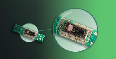 Sichere Objekterkennung durch Detektor-ASIC mit IO-Link