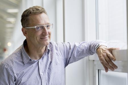 Als führender Wissenschaftler bei Amazon verhalf Dr. Andreas Weigend dem Unternehmen zu seiner Datenstrategie, Fotonachweis: © Markus Kirchgessner