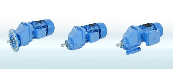 The new single stage NORDBLOC.1 helical gear unit from NORD DRIVESYSTEMS provides high output torques and maximum radial and axial load capacity