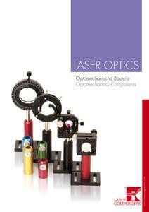 Catalog for Optomechanical Mounts
