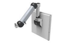 Da das Steuerpult das Aushängeschild einer Maschine ist, hat ROSE bei der Entwicklung des Flat Panel-Adapters großen Wert auf ein modernes Design gelegt Bild: ROSE Systemtechnik