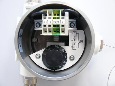 Ex d Thermostat