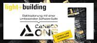 ALPI zeigt mit Caneco ONE die erste (#1) vollständige Planungssuite für die Elektrotechnik.