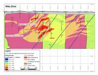 EW langer Abschnitt durch die Nika-Zone