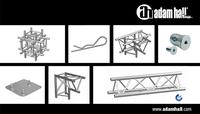 ah Truss - Extremely Versatile Three- and Four-Point Truss Systems