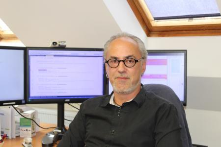 Chefentwickler der neuen Ribbon-Oberfläche, Simon Scheler