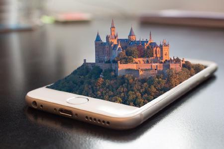 Es gibt sechs mal mehr mobile Geräte wie z.B. Smartphones als PCs in Deutschland