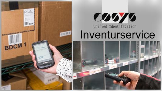 COSYS Inventurservice für Hardware und Software