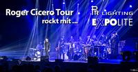 FOCON Showtechnic - Roger Cicero Tour mit Expolite und PR Lighting