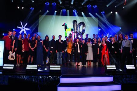 Baden-Baden Award Preisträger*innen 2018