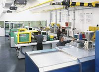 PIM expertise at the Euro PM / Arburg presents advanced injection moulding process in Ghent, Belgium