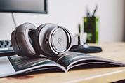 Audio-Technica präsentiert brandneues Drahtlos-Kopfhörer-Duo ATH-SR50BT und ATH-SR30BT