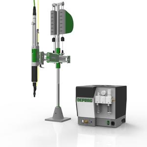 The DEPRAG Feed Module enables access to restricted or recessed screw locations