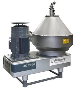 The Flottweg Separator - the Separation Technology Specialist in Germany