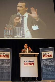 Marcus Adä eröffnete die erste IM.TOP in Berlin