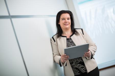 Tina Kaden, Geschäftsführerin KOMSA Data & Solutions GmbH