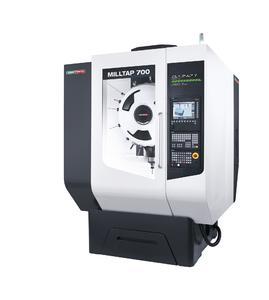 MILLTAP 700 - schneller Werkzeugwechsler & Technische Highlights für hochproduktiven Dauereinsatz