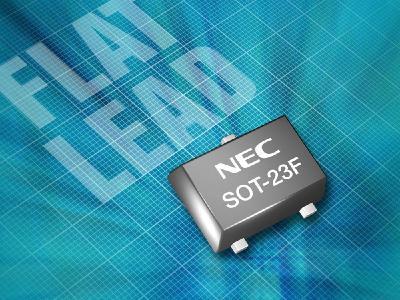 Ultraflache Low-Voltage-MOSFETs im SOT-23F-Gehäuse