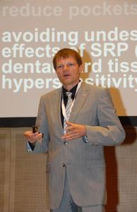 Professor Dr. Peter Eickholz, Universität Frankfurt am Main, Deutschland