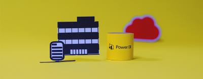 DER POWER BI BERICHTSSERVER IST DIE ON PREMISES ALTERNATIVE