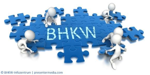 BHKW und KWK sind auch Themenfelder, die auf den sozialen Netzw...