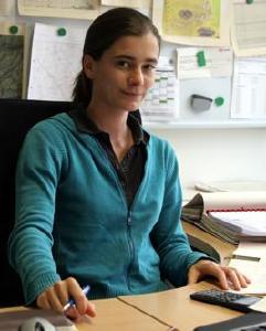 Sylvia Schubert, Diplom-Geografin und neue stellvertretende Vorsitzende des BWE-Windgutachterbeirats