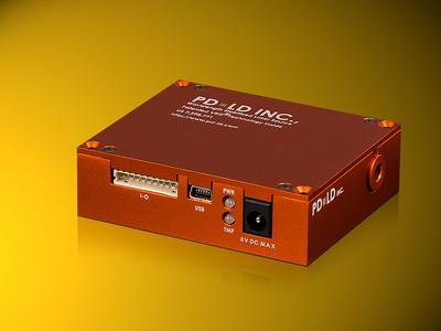 Raman Boxx Orange SLM 632
