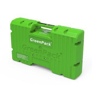 GreenPack Akku / Copyright: GreenPack
