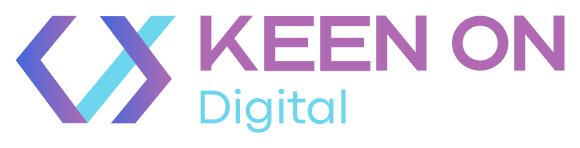 KEEN ON Logo