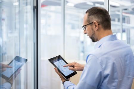OnCare.Asset bietet effiziente Wartungs- und Instandhaltungsplanung und ermöglicht es Kunden, Wartungs- und Betriebskosten erheblich zu senken.