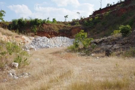 Das Arcadia-Projekt in Simbabwe; Foto: Prospect Resources