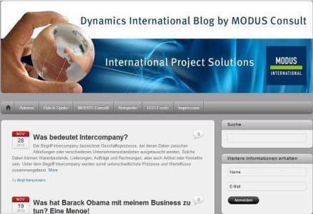 Insiderblog für International Business