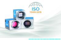 Basler MED ace Kamera konform mit DIN EN ISO 13485:2016