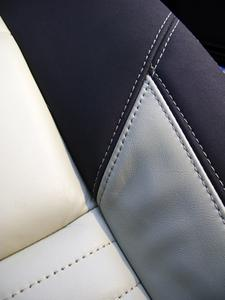 The new Acella® Eco PVC artificial leather from Benecke-Kaliko contains no con-tact allergens and complies with the challenging class 2 requirements of the Oe-ko-Tex Standard 100